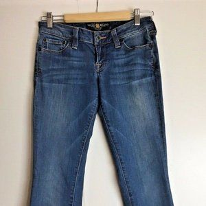 Lucky Brand Size 25 Women's Lola Boot Cut